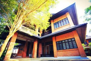Baan Mee Oon, Penzióny  San Kamphaeng - big - 21