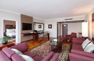 Executive Suite with Lounge Access and Double Bed
