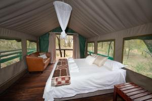 Ndzhaka Tented Camp, Luxury tents  Manyeleti Game Reserve - big - 10
