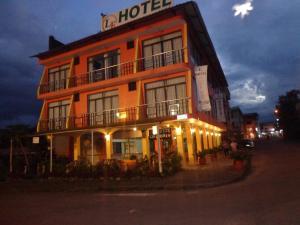 LF Hotel, Hotel  Puyo - big - 39