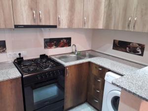 Euro Apartment, Ferienwohnungen  Tbilisi City - big - 7