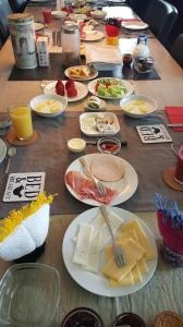 B&B De Slaperije, Bed and breakfasts  Warnsveld - big - 16