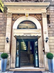 Hotel Paris - AbcAlberghi.com