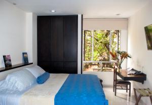 Casa Santa Mónica, Hotel  Cali - big - 73