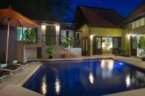 Palm View Villa, Vily  Lamai - big - 17