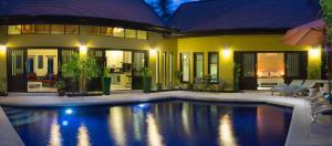 Palm View Villa, Vily  Lamai - big - 15