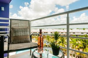 Luxury Apartments Donwtown, Appartamenti  Cancún - big - 36