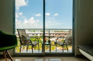 Luxury Apartments Donwtown, Appartamenti  Cancún - big - 37