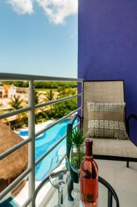 Luxury Apartments Donwtown, Appartamenti  Cancún - big - 40