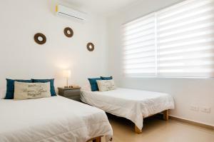 Luxury Apartments Donwtown, Appartamenti  Cancún - big - 43