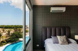Luxury Apartments Donwtown, Appartamenti  Cancún - big - 50
