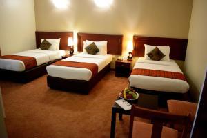 Nejoum Al Emarat, Hotel  Sharjah - big - 51