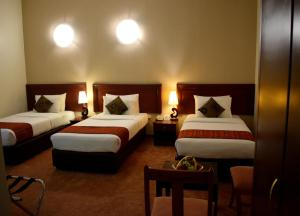 Nejoum Al Emarat, Hotel  Sharjah - big - 50