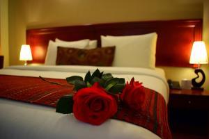 Nejoum Al Emarat, Hotel  Sharjah - big - 42