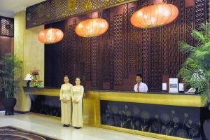 Muong Thanh Holiday Hue Hotel, Hotel  Hue - big - 17