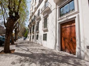 Apartamentos Murallas de Sevilla, Ferienwohnungen  Sevilla - big - 68