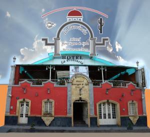 Hotel Boutique & Spa La Provincia Sayula
