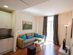 Apartamentos Murallas de Sevilla, Ferienwohnungen  Sevilla - big - 31