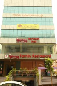 Hotel Dnest, Hotel  Hyderabad - big - 43