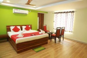 Hotel Dnest, Hotel  Hyderabad - big - 4