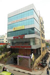 Hotel Dnest, Hotel  Hyderabad - big - 30