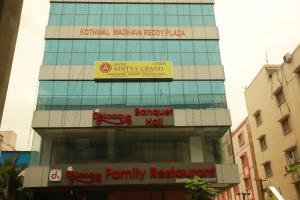 Hotel Dnest, Hotel  Hyderabad - big - 31