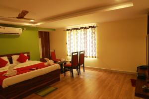 Hotel Dnest, Hotel  Hyderabad - big - 20