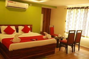 Hotel Dnest, Hotel  Hyderabad - big - 49