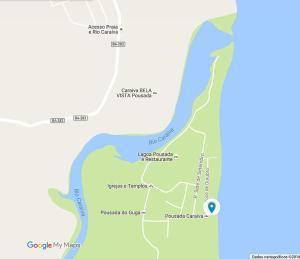 Cabana da Praia, Prázdninové domy  Caraíva - big - 12