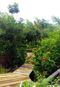 Cabana da Praia, Prázdninové domy  Caraíva - big - 13