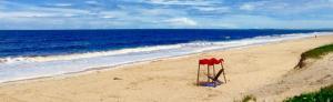 Cabana da Praia, Prázdninové domy  Caraíva - big - 15
