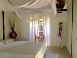 Cabana da Praia, Prázdninové domy  Caraíva - big - 17