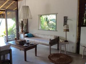 Cabana da Praia, Prázdninové domy  Caraíva - big - 18