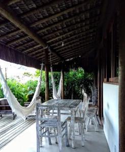 Cabana da Praia, Prázdninové domy  Caraíva - big - 27