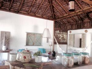 Cabana da Praia, Prázdninové domy  Caraíva - big - 28