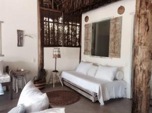 Cabana da Praia, Prázdninové domy  Caraíva - big - 29