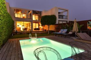 Villa Gran Canaria Specialodges, Виллы  Салобре - big - 39