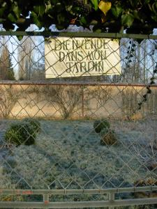 Chambres d'Hôtes Clos de Mondetour, Panziók  Fontaine-sous-Jouy - big - 17