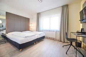 Hotel Amadeus, Szállodák  Hannover - big - 52