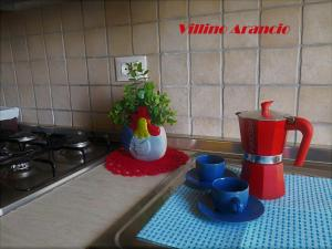 villino Arancio, Case vacanze  Massarosa - big - 16