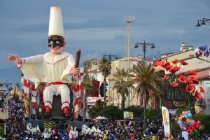 villino Arancio, Case vacanze  Massarosa - big - 11