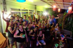 Smile Hostel Koh Phangan, Hostelek  Bantaj - big - 77