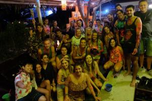 Smile Hostel Koh Phangan, Hostelek  Bantaj - big - 76