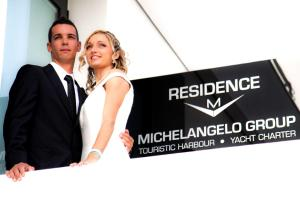 Residence Michelangelo Yachting Club- Adults Only, Hotely  Lido di Jesolo - big - 63
