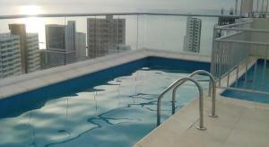 Apartamento Aqualina, Ferienwohnungen  Cartagena de Indias - big - 37