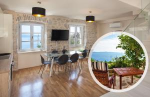 Villa Ena, Holiday homes  Podgora - big - 1