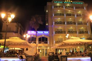 Grand Hotel Victoria, Отели  Баньара-Калабра - big - 17