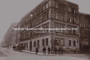 4 hviezdičkový apartmán Villa la Val, Apartamenty Wałbrzych Wałbrzych Poľsko