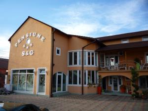 Pensiunea Sergiu & Geanina, Guest houses  Arad - big - 29