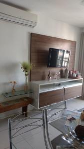 Apartamento Wellness Beach Park, Апартаменты  Форталеза - big - 22